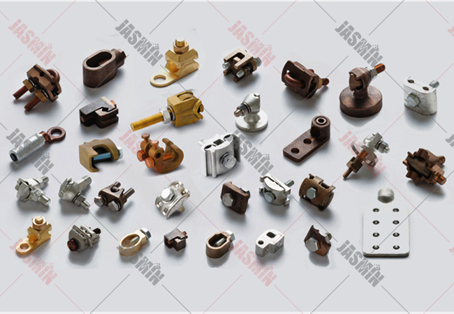 Brass Earthing Accessories, Lightning Protection Parts