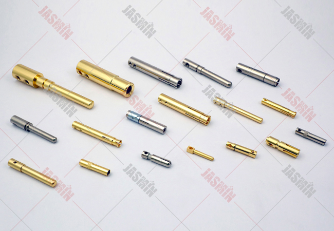 Brass Electrical Pins, Brass Plug & Socket Pins