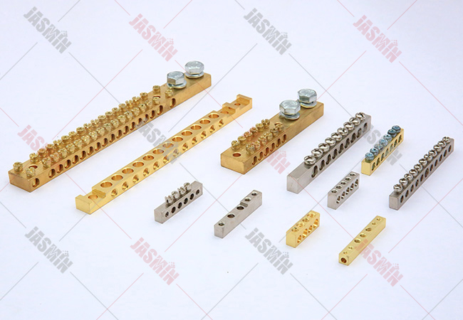 Brass Neutral Links, Brass Neutral Link, Terminal Bars, Electrical Wiring Accessories