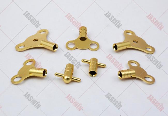 Brass Radiator Key