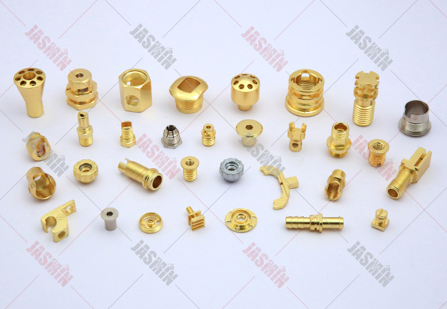 Brass Turned Parts Precision Brass Turned Components