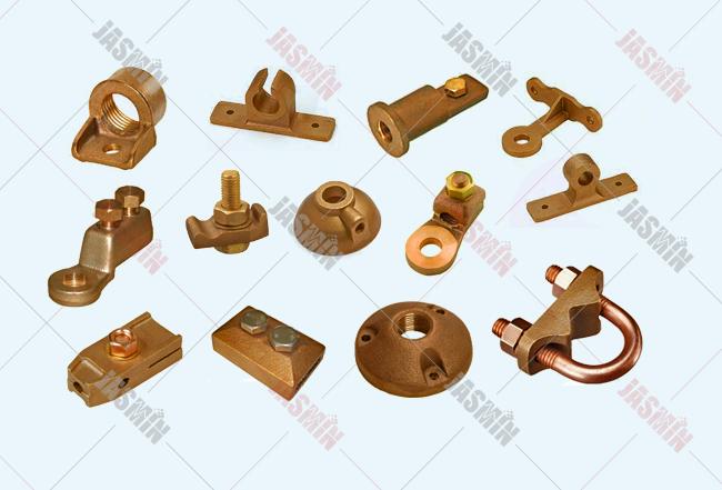Bronze & Gunmetal Casting Parts