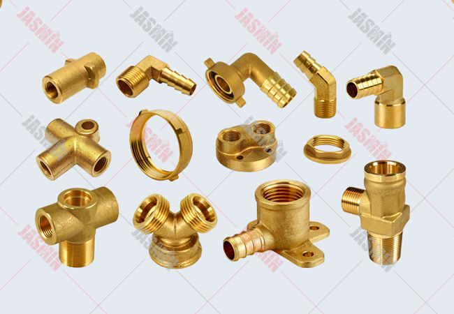 Brass Forged Parts & Forging Fittings